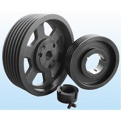 3 m CI Industrial Pulley