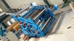 Single Facer Corrugation Machine