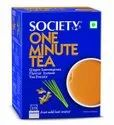 Society One Minute Tea Ginger Lemongrass Flavor Instant Premix