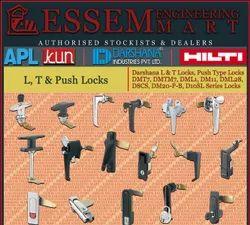L & T Locks, Push Type Locks