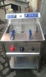 Floor Mounted Electric & Gas Deep Fryer