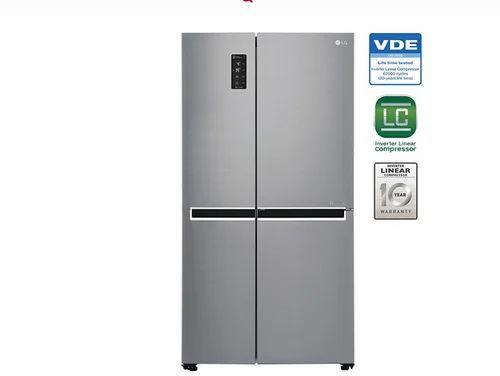 687 Liters Side By Side Refrigerator Lg Electronics India Pvt Ltd