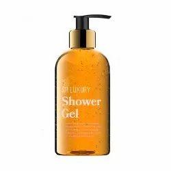 Saffron And Almond Oil Shower Gel, Bottle, Pack Size: 50 ml