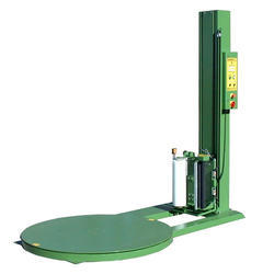 Sensor Stretch Wrapping Machine