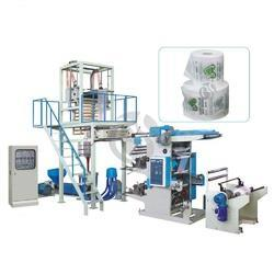 Bio Degradable Starch Film Blowing Machine