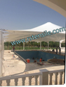 Indoor Swimming Pool Tensile Structure