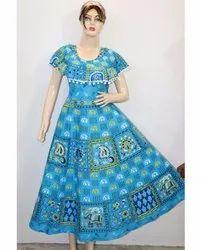 Jaipuri Ladies Frock