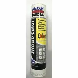 McCoy Soudal Brown & Dark Brown Sealants