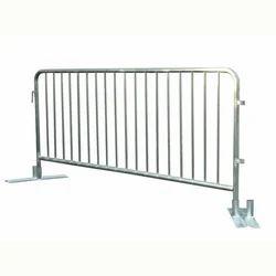 Metal Crowd Control Barrier