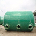 PP FRP Under Ground Tank