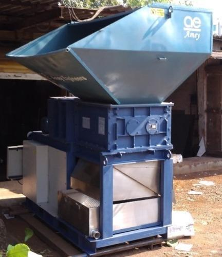 Heavy Duty Shredding Machine Amey Engineers SM HD Series 60 HP Shredder