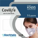 Reusable Covilife Kn95 Face Mask, Kachhela Medex Pvt Ltd, Packaging Size: Single Pack