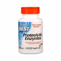 Doctor's Best Proteolytic Enzymes 90 Delayed Release Veggie Capsules