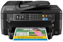 Epson WF-2760 Color Printer