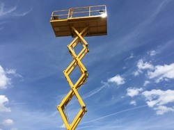 Industrial Hydraulic Lift