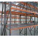 Storage Rack Color Coated Industrial Racks, For Industries, 2500 Kg Per Level