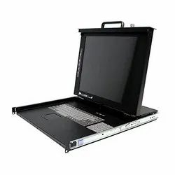 Rack Mount LCD Monitor Consol
