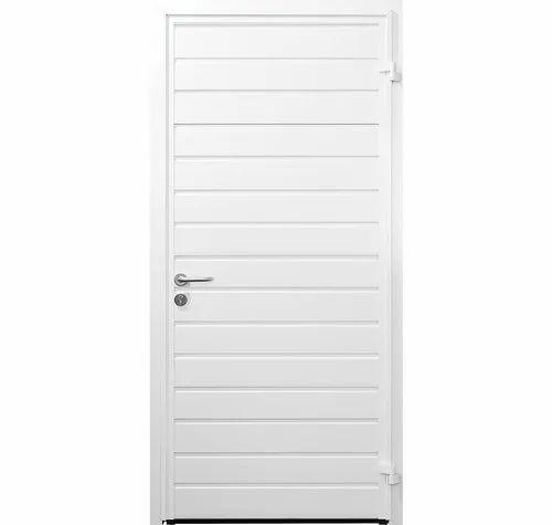 Steel Rib Doors