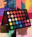 Beauty Glazed Color Studio Eyeshadow Palette, Packaging Size: 18 G