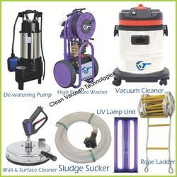 Water Tank Cleaning Kit
