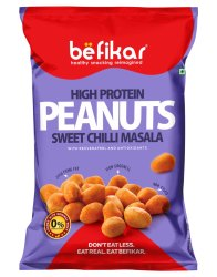 Befikar Brown Peanuts, Packaging Type: Vacuum Bag