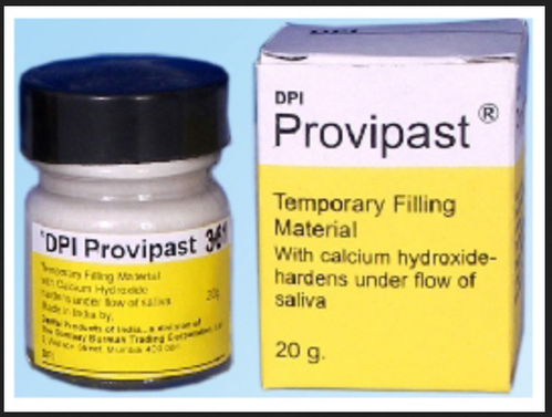 DPI Provipast Dental Filling Material - Dental Products Of