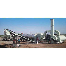 Mobile Hot Mix Asphalt Plant