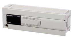 Mitsubishi FX3U-80MR/ES, PLC (40 Relay Output) 100-240V AC