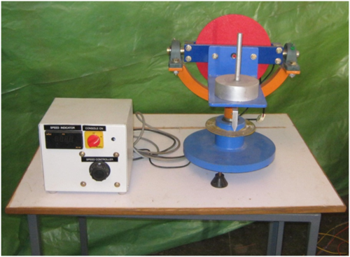 Design Laboratory Equipment - Whirling Of Shaft Apparatus