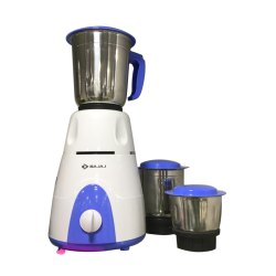 Plastic Bajaj Mixer Grinder, 200 W