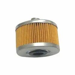 Yellow Bike Oil Filter Element, Vehicle Model: Bajaj