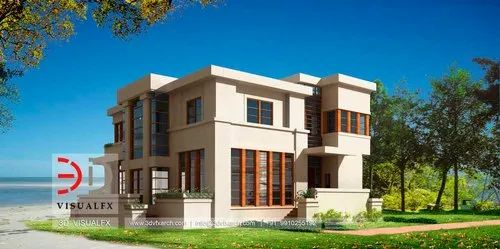 3D Architectural Visualization Services, Delhi