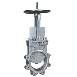 Bonnetted Knife Gate Valve