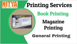 Printed Offset Magazine Printing Services, in Pan India, Print Size: a4