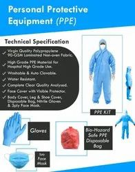 PPE kits- Personal Protective Equipment (SITRA certificate)
