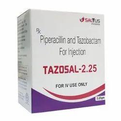 Piperacillin 2mg Tazobactam 0.25 mg