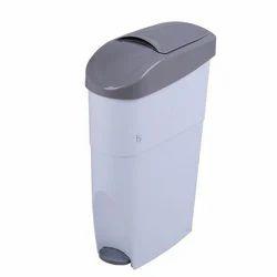Plastic Sanitary Dustbin