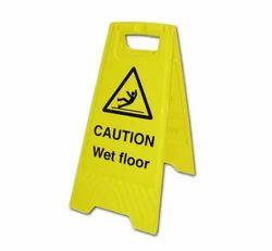 Wet Floor Stands