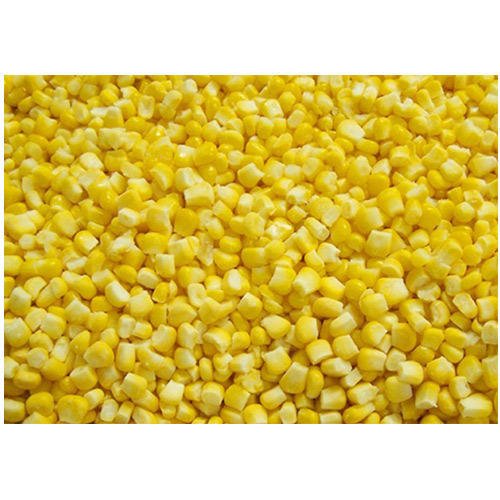 Nutravally Organic Sweet Corn, Pack Size: 1 kg