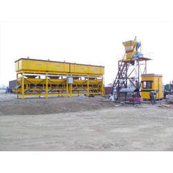 Automatic Ready Mix Concrete Plant