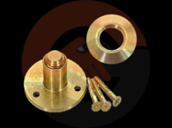 Brass Wood Deck Screw Anchor
