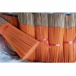 12 Inch Raw Orange Aggarbatti