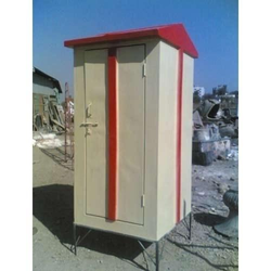 FRP Movable Toilet