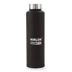 NIRLON SOFT TOUCH BLACK COLOR FREEZER BOTTLE