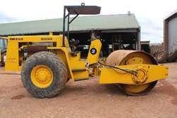 Bomag 212 Roller Vibration Pump Service