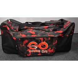 Black and Red Gameon Cricket Bag