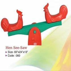 Hen Seesaw