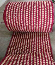 Coir Power Loom Matting- Strips