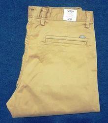 Men Cotton Surplus Trouser, Size: S, M and L