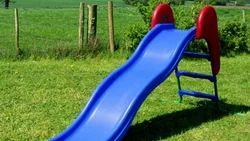 Garden Play Slide